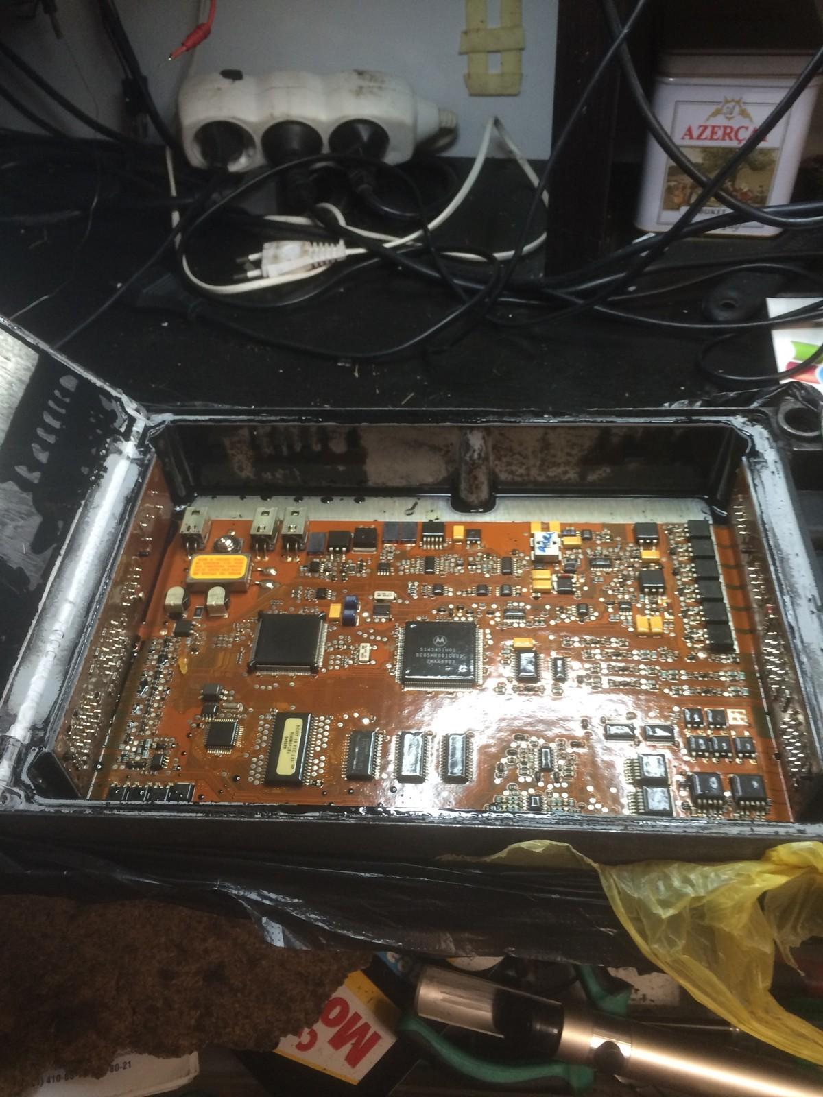 Ремонт эбу cc11-12a650-bc своими руками 26
